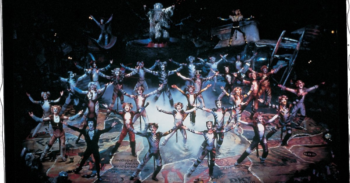 The Shows Must Go On Cats 1999 Production