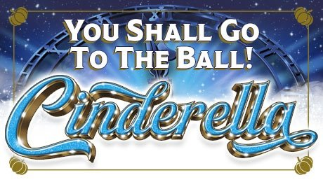 Cinderella at Aylesbury Waterside Theatre
