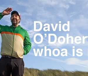 David O'Doherty: whoa is me at Theatre Royal Brighton
