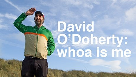 David O'Doherty: whoa is me at Theatre Royal Brighton