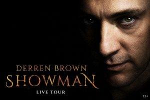 Derren Brown Showman Live Tour
