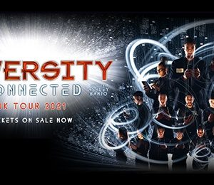 Diversity - Connected 2021 at New Theatre Oxford