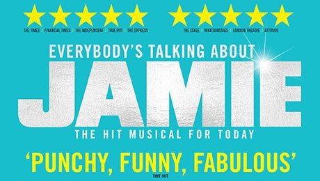 Everybody's Talking About Jamie at Bristol Hippodrome Theatre
