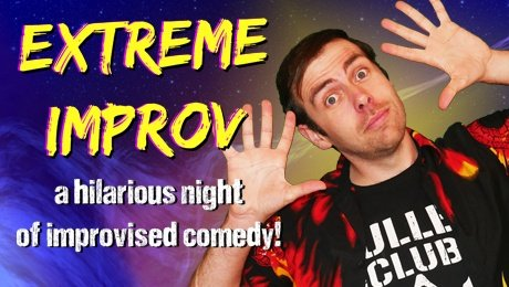 Extreme Improv Show at Second Space