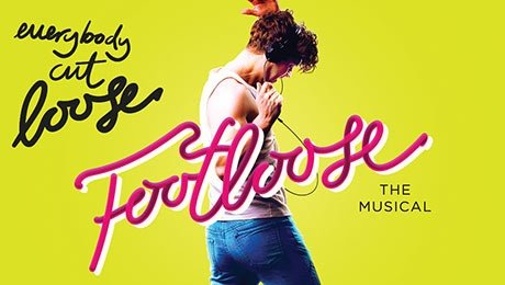 Footloose at New Victoria Theatre