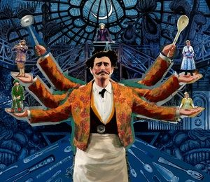 Glyndebourne - The Magic Flute at Milton Keynes Theatre