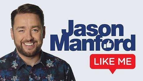 Jason Manford: Like Me at Edinburgh Playhouse