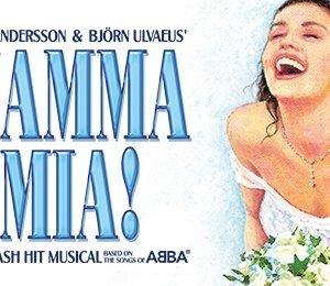 MAMMA MIA! at Opera House Manchester