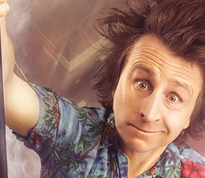 Milton Jones in Milton: Impossible at Aylesbury Waterside Theatre