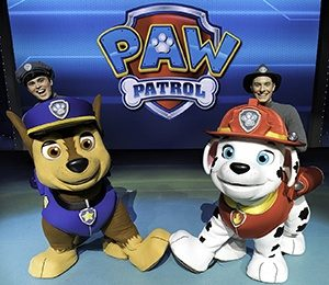 "PAW Patrol Live! ""Race to the Rescue"" at Edinburgh Playhouse"