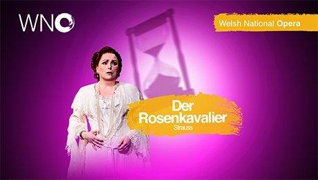 Pre-Performance Talk: Welsh National Opera - Der Rosenkavalier at Milton Keynes Theatre