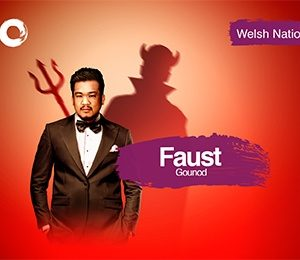 Pre-Performance Talk: Welsh National Opera - Faust at Milton Keynes Theatre