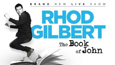 Rhod Gilbert - The Book of John at Milton Keynes Theatre