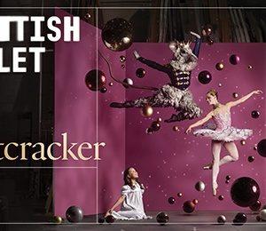 Scottish Ballet Nutcracker Stage Secrets at Theatre Royal Glasgow