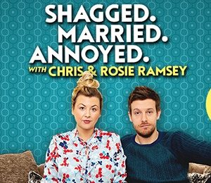 Shagged, Married, Annoyed Podcast at Edinburgh Playhouse