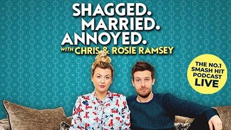 Shagged, Married, Annoyed Podcast at Edinburgh Playhouse