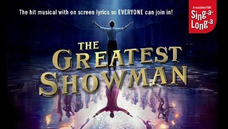 Sing-a-Long-a The Greatest Showman at Sunderland Empire