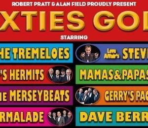 Sixties Gold at New Wimbledon Theatre