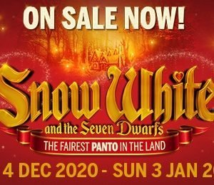 Snow White at New Victoria Theatre