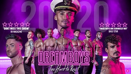 The Dreamboys at New Theatre Oxford