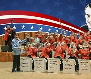 The Glenn Miller Orchestra at Milton Keynes Theatre