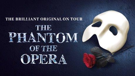 The Phantom of the Opera at Sunderland Empire