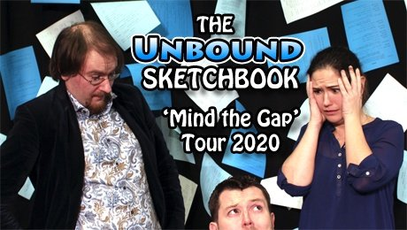 The Unbound Sketchbook at Second Space