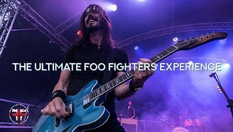 UK Foo Fighters at Aylesbury Waterside Theatre