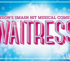 Waitress at Edinburgh Playhouse