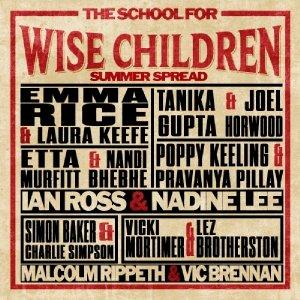 The School for Wise Children's Summer Spread
