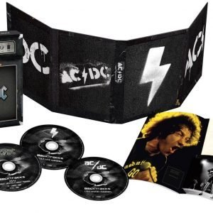 AC/DC Backtracks CD multicolor