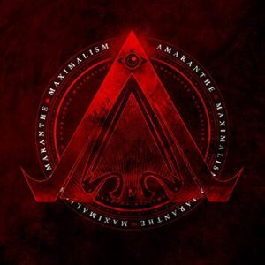 Amaranthe MAXIMALISM CD multicolor