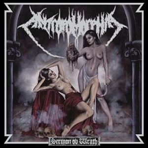 Antropomorphia Sermon ov wrath CD multicolor