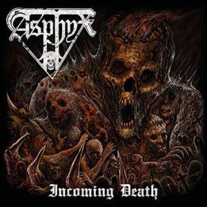 Asphyx Incoming death CD multicolor
