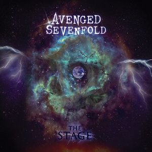 Avenged Sevenfold The stage CD multicolor