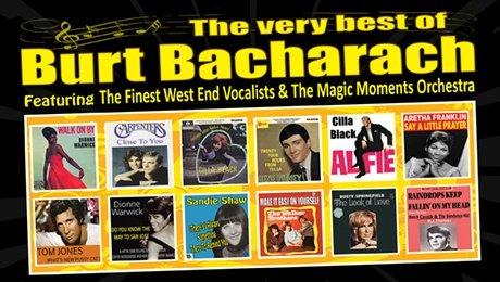 Back to Bacharach at Princess Theatre Torquay