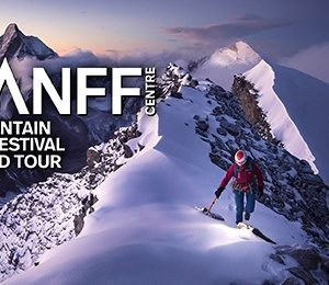 Banff Mountain Film Festival 2020 at New Wimbledon Theatre