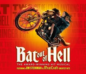 Bat Out Of Hell at King's Theatre Glasgow