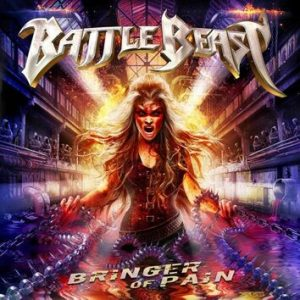 Battle Beast Bringer of pain CD multicolor