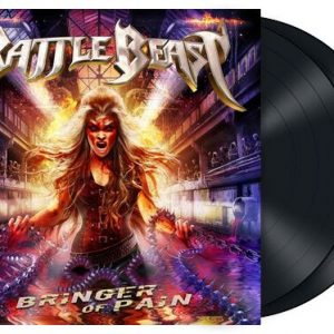 Battle Beast Bringer of pain LP multicolor