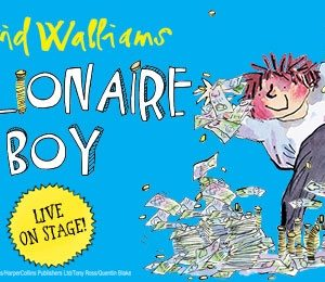 Billionaire Boy at Edinburgh Playhouse