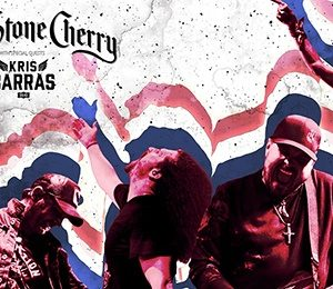 Black Stone Cherry at Leas Cliff Hall