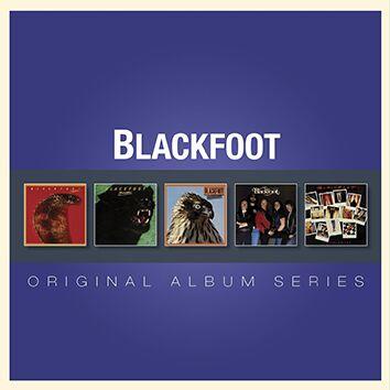 Blackfoot Original Album Classics CD multicolor