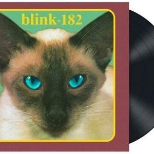 Blink 182 Cheshire cat LP multicolor