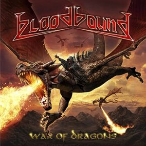 Bloodbound War of dragons CD multicolor