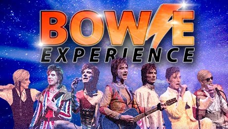 Bowie Experience at The Alexandra Theatre, Birmingham