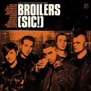 Broilers (sic!) CD multicolor