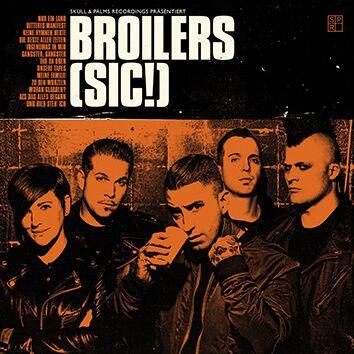 Broilers (sic!) CD multicolor