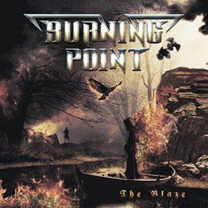 Burning Point The Blaze CD multicolor