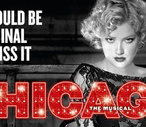 Chicago at Palace Theatre Manchester